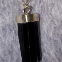 Černý turmalín