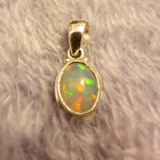 Etiopský opál
